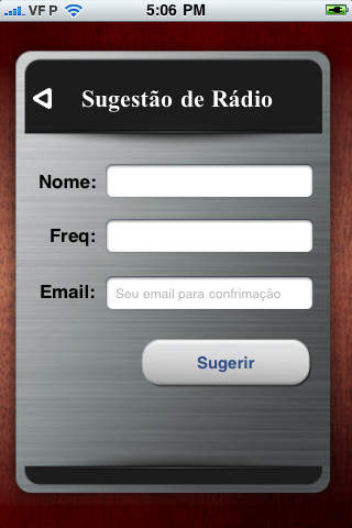 WR Piaui Radio screenshot 4
