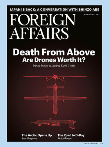 Foreign Affairs - náhled