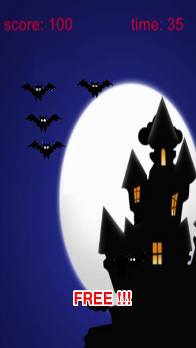 Bat hunting: Vampire Fight Free screenshot 4