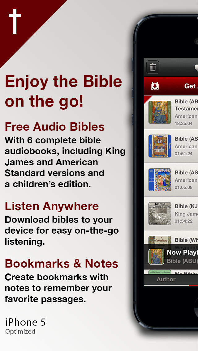 free audio books iphone app shopper audio bibles 10 free holy bible audiobooks 14143