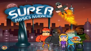 Super Physics Madness Lite screenshot 1