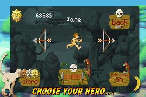 Aztec Temple Hunt : Endless Jump Adventure - náhled