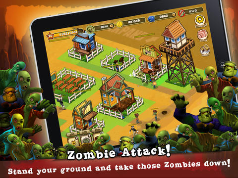 Zombie West 2 screenshot #5