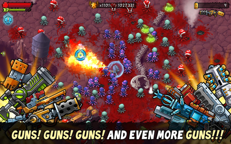 Monster Shooter The Lost Levels screenshot 2