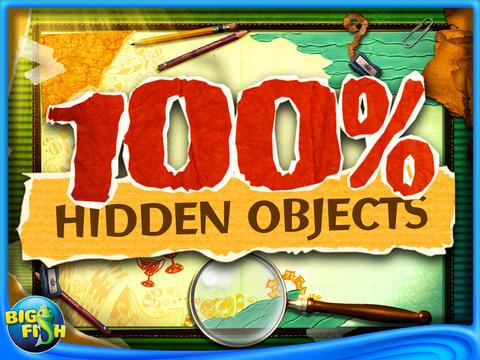 100% Hidden Objects screenshot #1