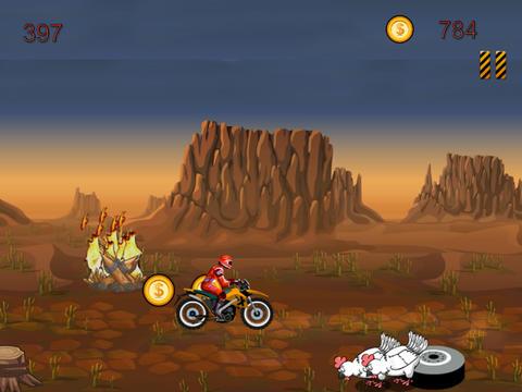 Motorcycle Skills - Moto-cross Bike Race screenshot 6