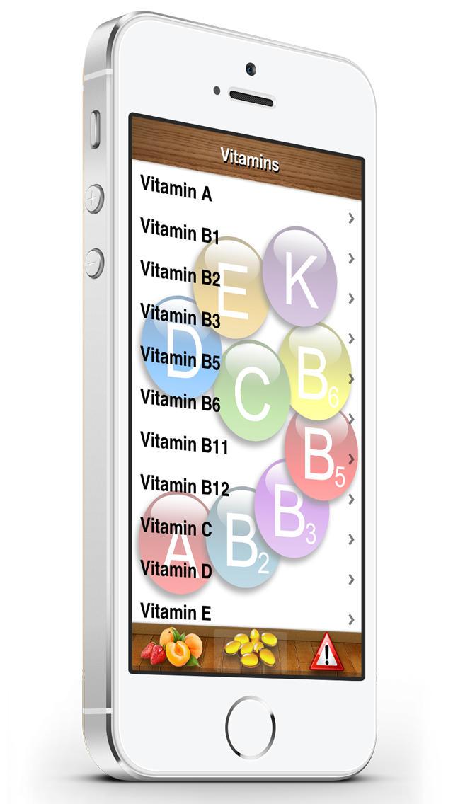 VITAMINS - SUPER FOODS screenshot 3