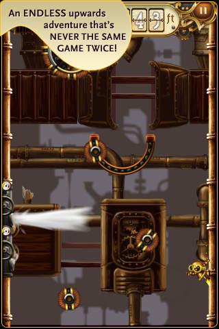 Jump O'Clock screenshot #1