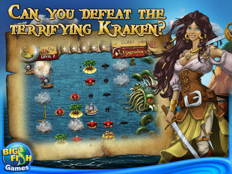 Plunder! HD – A Pirate Unblock Puzzle Adventure on the High Seas screenshot 5