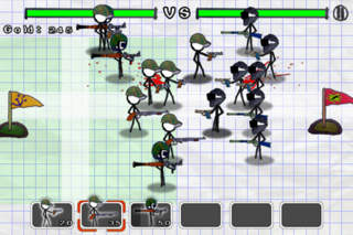 Doodle Wars - Modern Warfare! screenshot 3