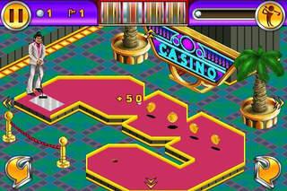 Minigolf Las Vegas FREE screenshot 1