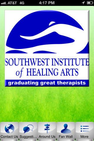 Southwest Institute of Healing Arts - náhled