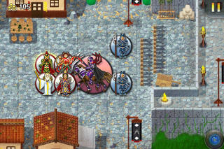 The Myth Of Heroes Legend Lite screenshot 5