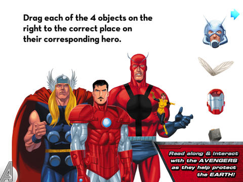 Avengers Origins: Assemble! screenshot 9