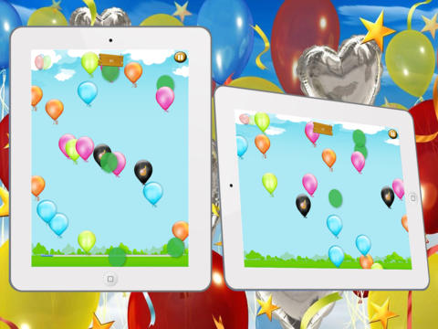 Pop Balloons Game HD screenshot 7