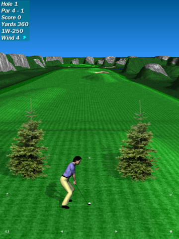 Par 72 Golf III screenshot #1