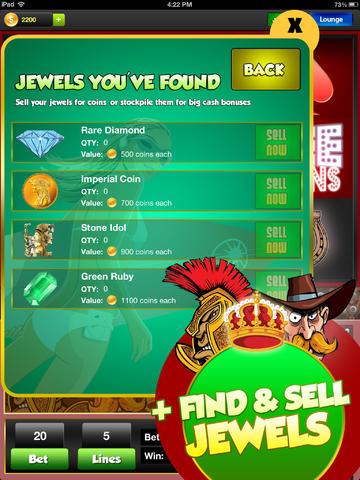 Slots Gold HD - Candy Slots Jackpot - náhled