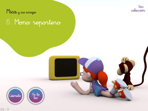 Mono reportero screenshot 1