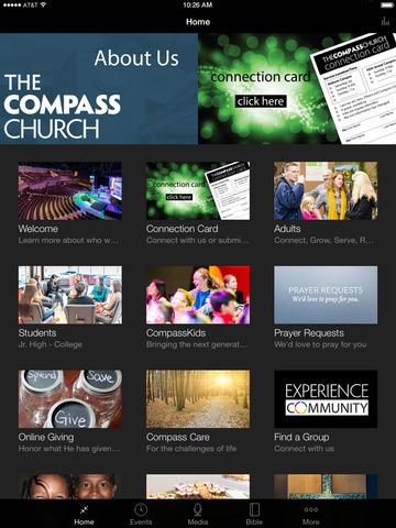 The Compass Church App screenshot 4