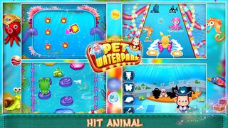 Pet Waterpark Game screenshot 1