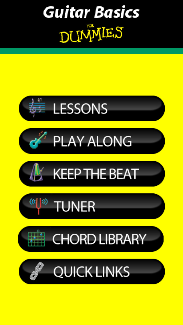 Guitar Basics For Dummies screenshot 1