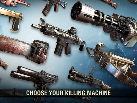 DEAD TRIGGER 2 Zombie Survival screenshot #4