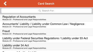REG Notes - Wiley CPA Exam Review Focus Notes On-the-Go: Regulation screenshot 5