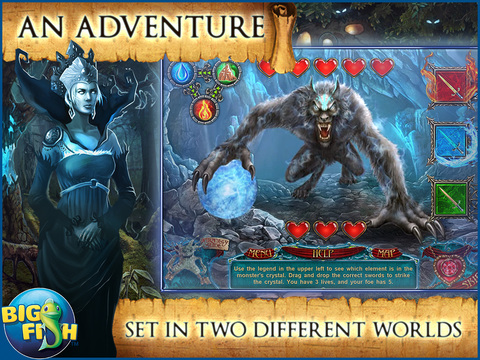 Reveries: Soul Collector HD - A Magical Hidden Object Game screenshot 3