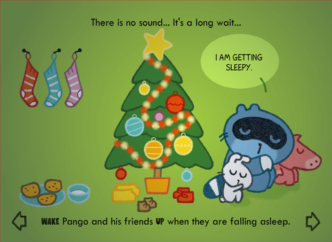 Pango Christmas screenshot 9