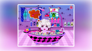Monster Baby Bath screenshot 2