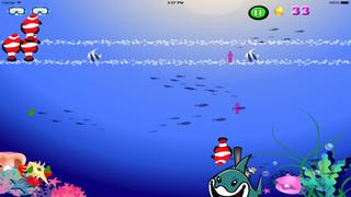 Shark  Attack Hunter : Hungry Fish Revenge screenshot 2