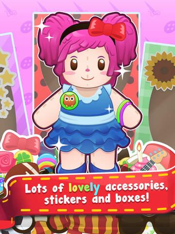 Doll Hospital - Plush Dolls Doctor Game for Kids screenshot 8