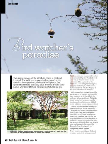 HOME & LIVING East Africa Mag screenshot 10