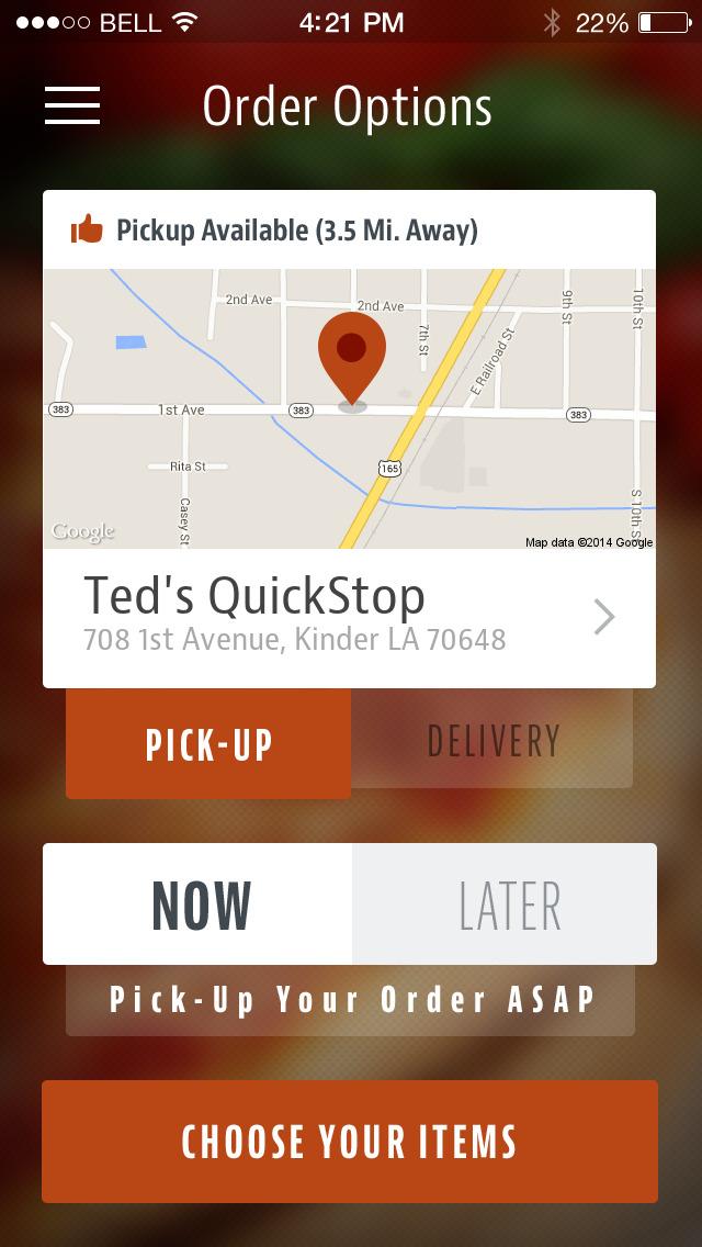 Ted's Quickstop screenshot 1