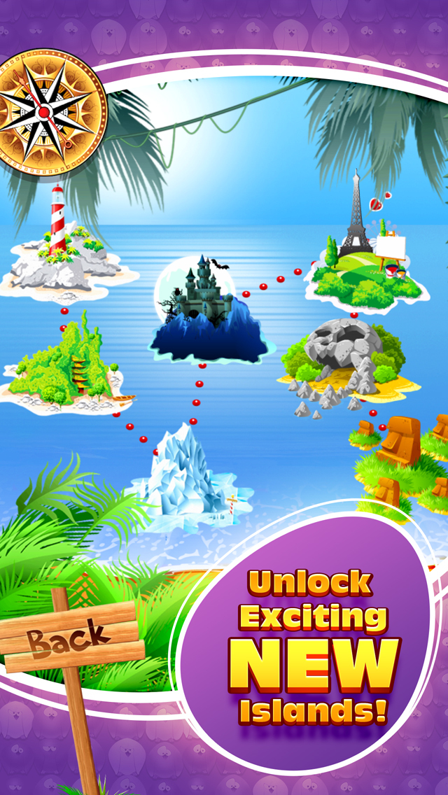 Bubble Birds 3 - Match 3 Puzzle Shooter Game screenshot 2