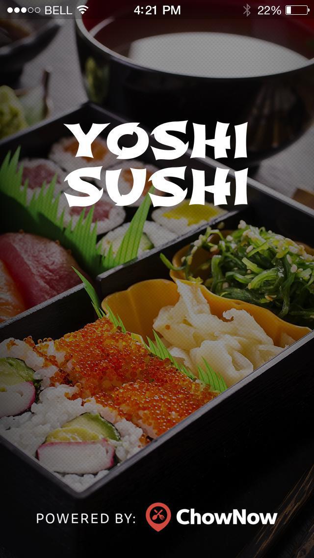 Yoshi Sushi screenshot 1