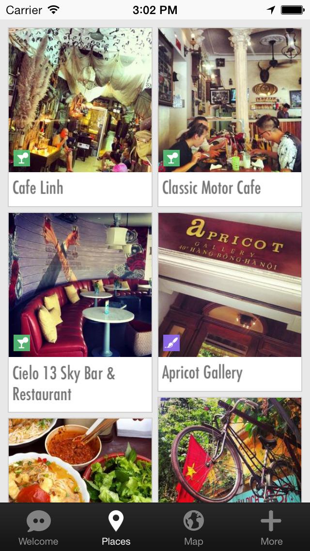 Hanoi Urban Adventures - Travel Guide Treasure mApp screenshot 2