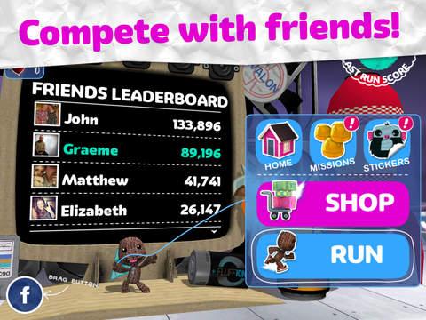 Run Sackboy! Run! screenshot 9