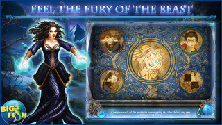 Living Legends: Wrath of the Beast - A Magical Hidden Object Adventure screenshot 3