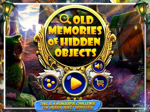 Old Memories Of Hidden Object screenshot 10