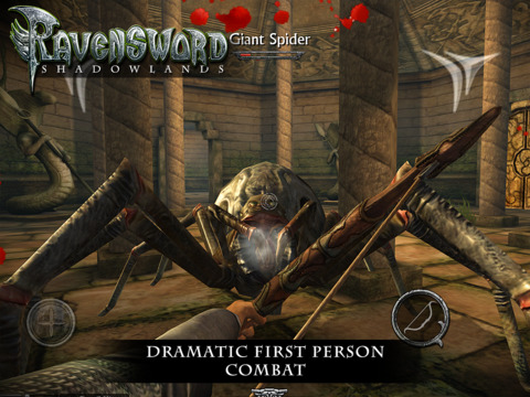 Ravensword: Shadowlands screenshot 9