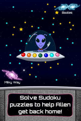 Sudoku In Space - náhled