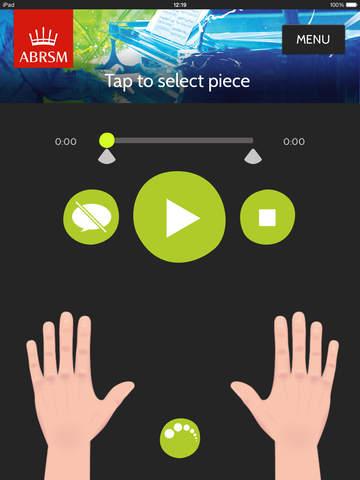ABRSM Piano Practice Partner screenshot #1