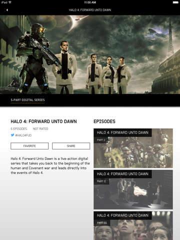 Halo Channel screenshot 7
