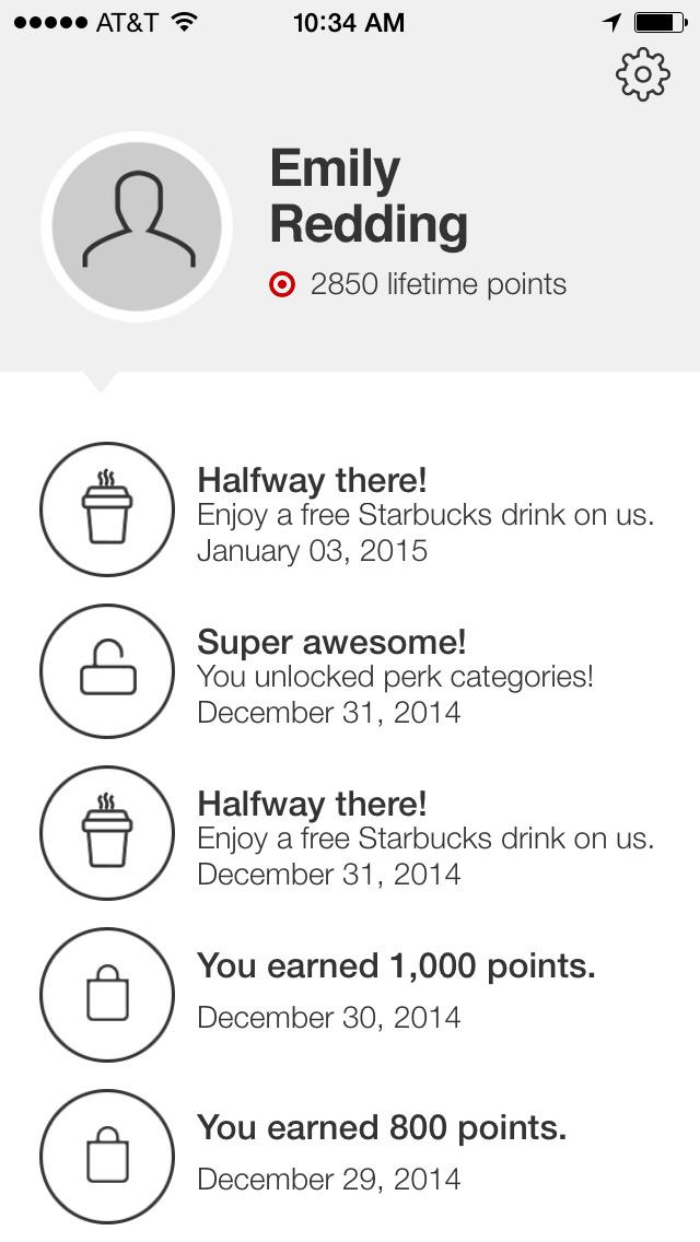 redperks by Target screenshot 3