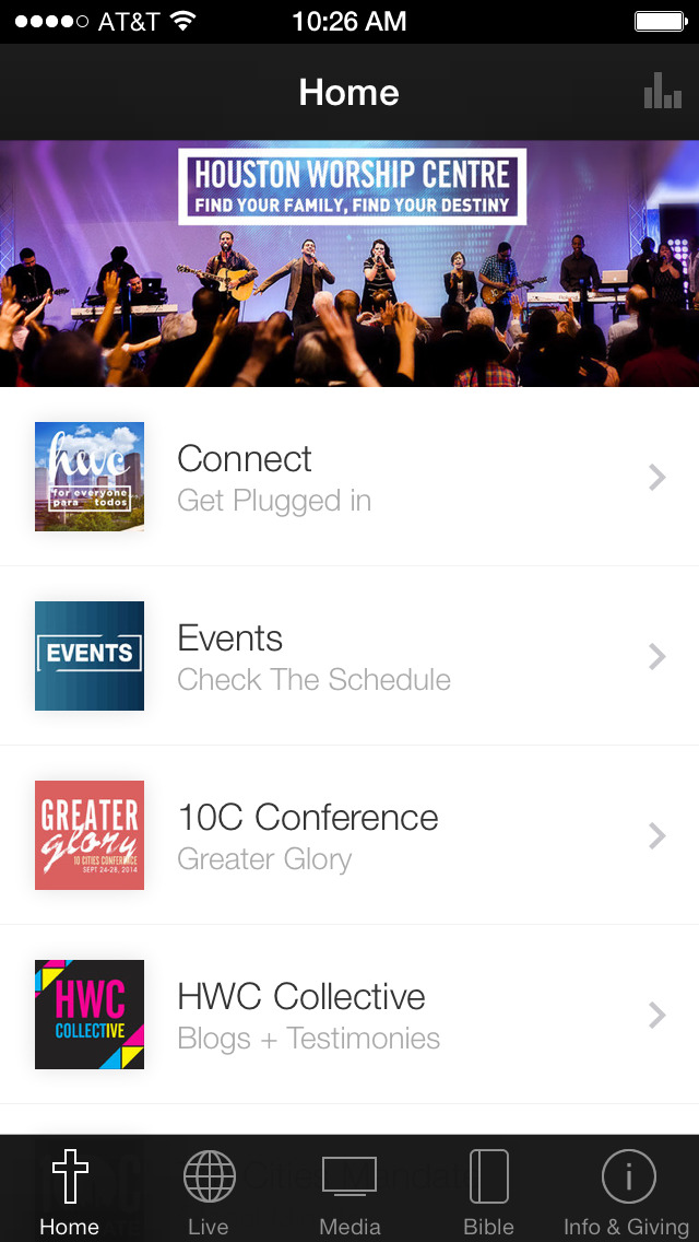 Dwelling Place Church Houston screenshot 3