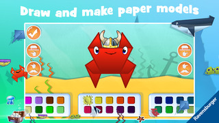 Play-Origami Ocean screenshot 3