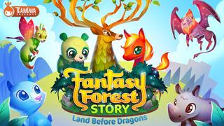 Fantasy Forest Story HD screenshot 5