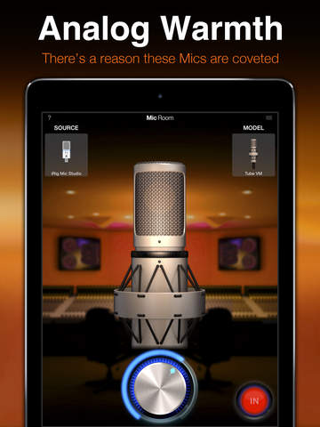 Mic Room screenshot 8