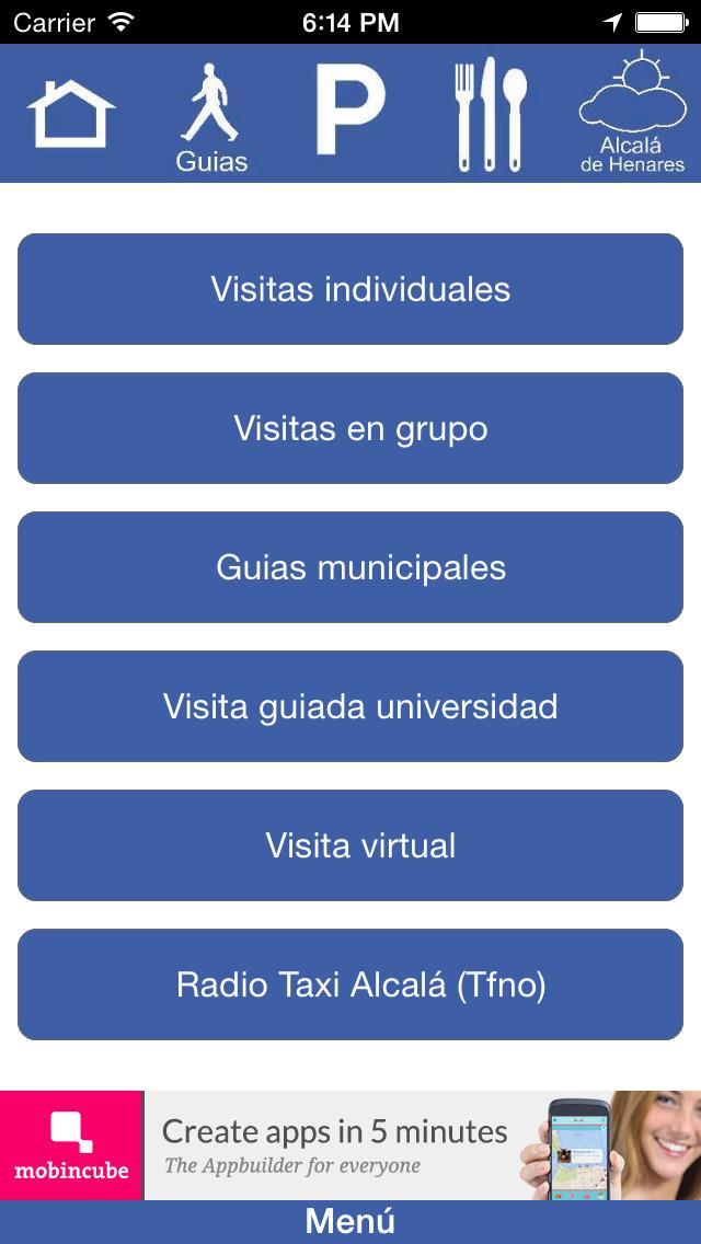 Visitando Alcalá screenshot 4